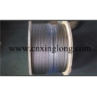 Wholesale sell xinglong galvanized aircraft cable and aisi 304 stainless steel aircarft cable from china suppliers