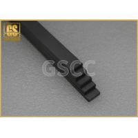 Buy cheap Punching Mould Tools Carbide Bar Stock / Grey Square Carbide Blanks from wholesalers