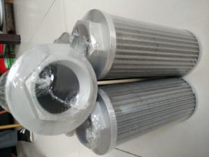 Wholesale WU-160*80/100/180-J Liming Hydraulic Screen Filter Element With Glass Fiber from china suppliers