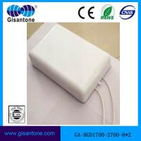Wholesale 1710-2170 2700MHz 1700-2700MHz 1800-2600MHz LTE 4G Dual Polarization Polarized MIMO Panel Antenna 7-9dBi Indoor Outdoor from china suppliers