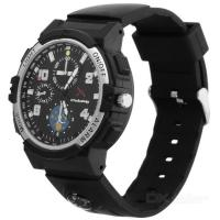 Wholesale IR night vision 720P hd spy hidden wireless wifi camera watch from china suppliers