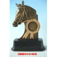 Wholesale polyresin horse trophy,horse racing awards,trophy awards,animal trophy,racing trophy from china suppliers