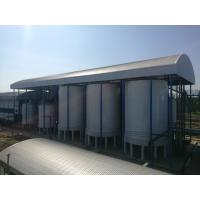 Low Operation Cost Alcohol Fermentation Equipment High Concentration Fermentation for sale