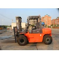 Wholesale 6000 Kg Diesel Powered Forklift With Container Mast And Side Shift from china suppliers