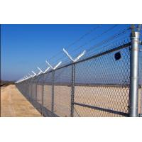 Wholesale Professional Length 50msecurity Chain Link Fence For School Or House from china suppliers