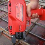 China Red WL-400 GW of Machine  2.1kgs Rebar Tier Binding Machine / Rebar Tying Machine for sale