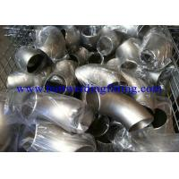 Wholesale But weld fittings Stainless Steel 316Ti UNS S31635 /1.4571, 316H UNS S31609 1.4436 , 316L UNS S31603 / 1.4404 from china suppliers