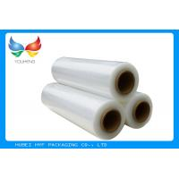 Quality Quickly Printing PVC Shrink Film Good Insulating Property 150mm-1000mm Width for sale