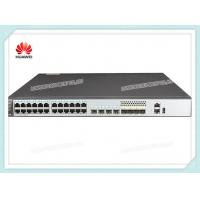 China Huawei Network Switch S5720-28X-PWR-SI-AC 24 Ethernet 10/100/1,000 PoE+ Ports 4 x 10 Gig SFP+ on sale