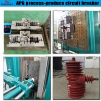 Wholesale low price apg process injection moulding machine for primary bushing from china suppliers