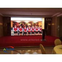 Wholesale Small HD piexls P1.56 HD Ultra-Thin Aluminal Indoor fixed LED Screen Display, led video TV from china suppliers