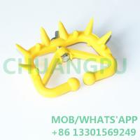 Wholesale Plastic Calf Weaner , High Quality Calf Suckling Preventer from china suppliers