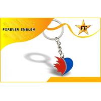 Wholesale Soft Enamel Metal Promotional Keychains Zinc Alloy For Promotional Purpose from china suppliers