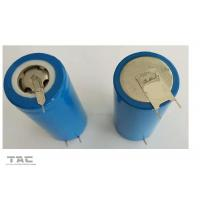 Wholesale Blue Cylindrical LiFePO4 Battery IFR32700 6AH 3.2V With Tag For  Electronic Fence from china suppliers