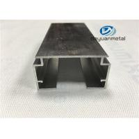Wholesale 10 Years Warranty Construction Aluminum Curtain Wall Profiles Length 5.85m from china suppliers