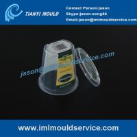 Wholesale Offer IML thin wall injection mold china, IML thin wall injection mold exporter, IML mould from china suppliers