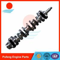 Wholesale forged crankshaft wholesale Caterpillar S6K S6KT crankshaft 34320-00010 34320-100011 34320-517671 for excavator E200/B from china suppliers