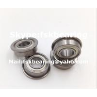Best Miniature MF126ZZ Flange Deep Groove Ball Bearing Chrome Steel / Stainless Steel wholesale
