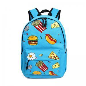 China Girls / Boys Shoulder Blue Kids School Bag Primary Students School Rucksack on sale