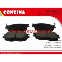 Wholesale Hyundai accent 05-10 pads brake OEM 58101-1GA00 conzina auto parts from china suppliers