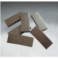Buy cheap diamond segment for cutting sandstone from wholesalers