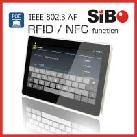 RFID NFC Wall Tablet POE Panel PC With Demo APP And Source Code