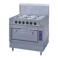 Wholesale Stainless Steelgas Stove4-Burners and Electric Oven (TQ-4) from china suppliers