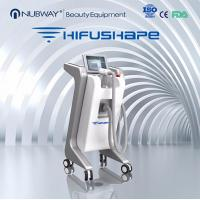 Wholesale Manufactory supply newest HIFU slimming machine for sale from china suppliers