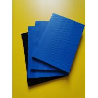 China 10mm Doube-Flute Coroplast sheet for sale