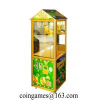 China Dinasaur World Amusement Park Equipment Small Gumball Vending Machine For Sale on sale
