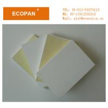 Fire Resistant Fiberglass Ceiling , High Density Sound Absorbing Fiberglass Ceiling Board