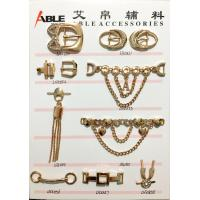 Wholesale Custom Factory Price Nickle Free Metal Zinc Alloy Shoe Chain Buckle For Men from china suppliers