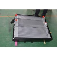 China Combine Industria Air to Air Heat Exchanger With Water Air Oil Cooler for sale