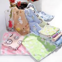 Wholesale Small Cartoon Microfiber Towels 25x25cm from china suppliers