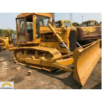 Japan Made Used Caterpillar Dozers / Cat D6D Bulldozer With Mechanical Operation for sale