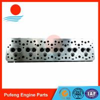 Wholesale Isuzu aftermarket cylinder head DA640 1-11141-405-0 used for Hitachi excavator UH06 from china suppliers