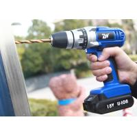 Best 18V 1.5Ah Li-ion Wireless Power Tool Cordless Electric Drill with Rechargeable Battery / LED Light wholesale