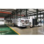 China Auto Feeder Flexo Printer Slotter Rotary Die Cutter Machine, Corrugated Carton Box Machine for sale