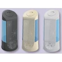 """Wholesale BLACK / SILVER speed silent operation 12"""" Negative Ion mini ionic air purifier / 60W from china suppliers"""
