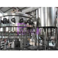 Wholesale Food Grade Soft Drink Filling Line Glass Bottle Filler Machine Stainless Steel from china suppliers