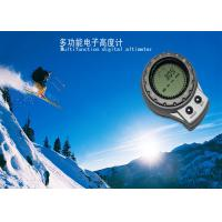 Wholesale Super - Accuracy Barometric Sensor Climbing Altimeter with Carabiner Key Chain SR106N from china suppliers