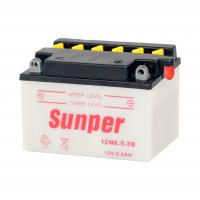 Wholesale Motorcycle Lawn & Garden sealed lead acid battery 12V 5AH with Greater vibration resistance from china suppliers