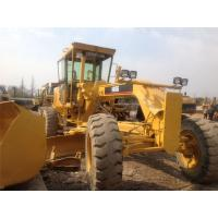 Wholesale Caterpillar motor grader140G /used cat 140g 140h 140k motor grader for exporting from china suppliers