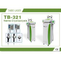 Best 5 or 2  Heads 10.4 Screen Cryolipolysis Slimming Machine for Body Fat Removal wholesale