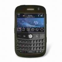 Wholesale Silicone Skin Case for Blackberry 9000, Various Colors are Available from china suppliers