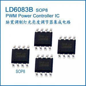 Wholesale LD6083B Auto PWM Brightness Controller IC U6083B SOP8 from china suppliers