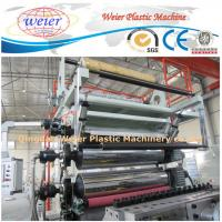 Best 1-4mm Plastic Rigid Pvc Marble Sheet Making Machine 380v 3p 50hz wholesale