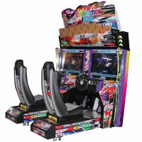 Buy cheap Double Player Coin Operated Arcade Car Racing Game Machine from wholesalers