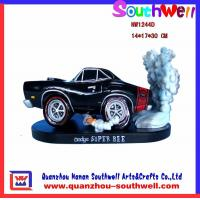 Wholesale polyresin car figurine from china suppliers