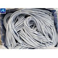 Wholesale Durable Light Grey Latex Rubber Tubing High Elasticity / Sterilization from china suppliers